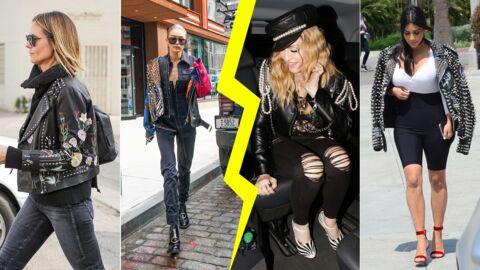 Les do & don'ts de la semaine: comment porter le perfecto en cuir?