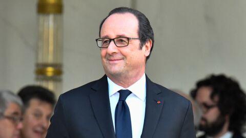 François Hollande ne se sent pas si détesté que ça: «Je suis à deux doigts d'être aimé!»