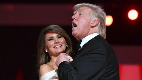 Melania Trump aime un tweet moqueur contre son mari Donald Trump