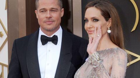 VIDEO Tranquilou, Angelina Jolie pince les fesses de Brad Pitt en public