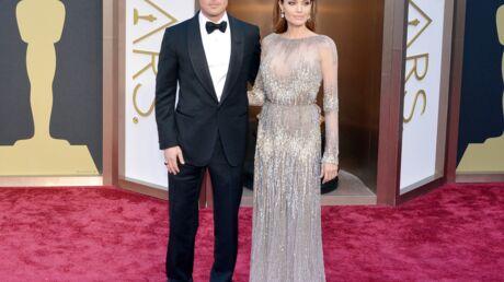 PHOTOS Brad et Angie, Matthew et Camilla… Les plus beaux couples des Oscars
