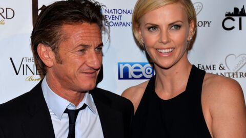 PHOTOS Charlize Theron et Sean Penn officialisent enfin leur amour