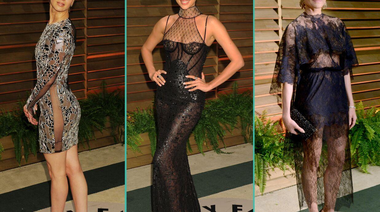 PHOTOS Irina Shayk, Jennifer Lawrence et Diane Kruger sexy pour l'after party des Oscars