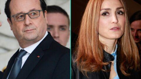 François Hollande: quand on lui parle de Julie Gayet, il n'a «rien à dire»