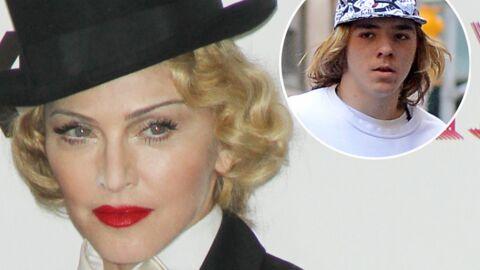 Madonna: son fils Rocco autorisé à rester vivre chez son père en attendant un règlement à l'amiable