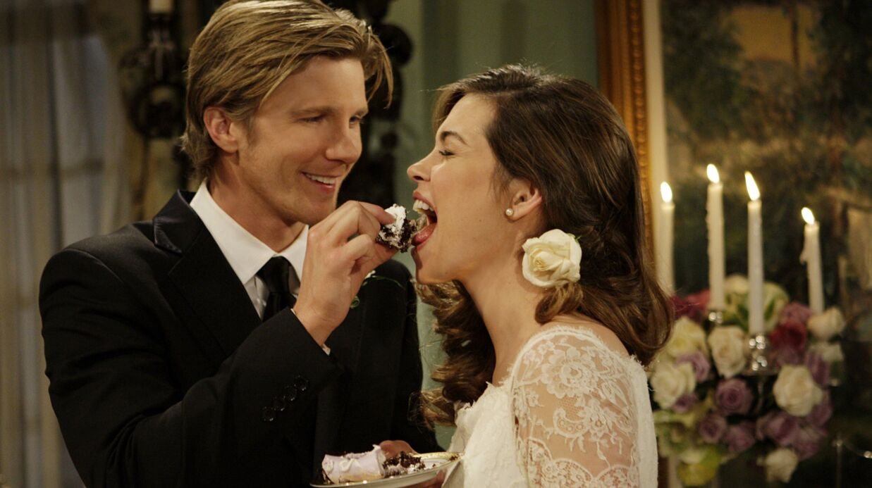Les Feux de l'amour: Amelia Heinle (Victoria Newman) et son mari dans la série divorcent dans la vraie vie