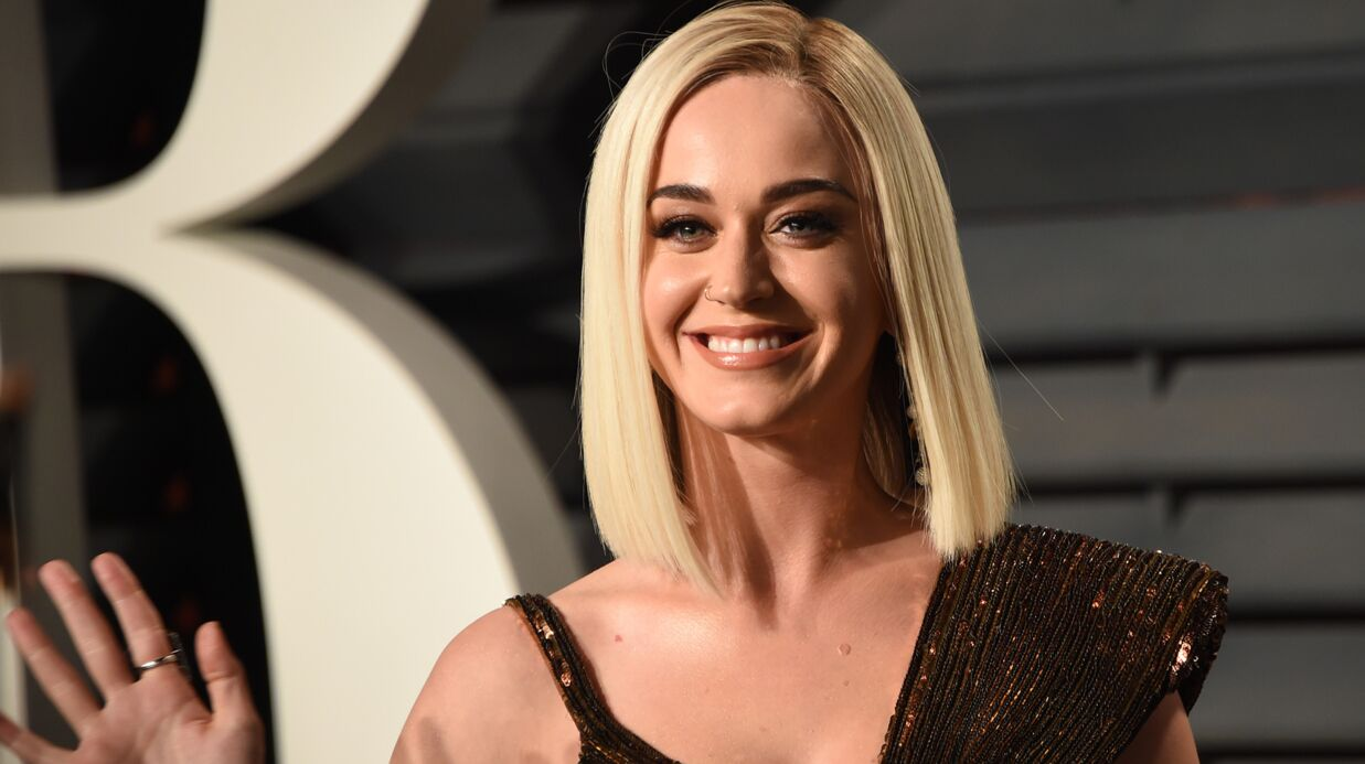 Katy Perry réagit à sa rupture avec Orlando Bloom