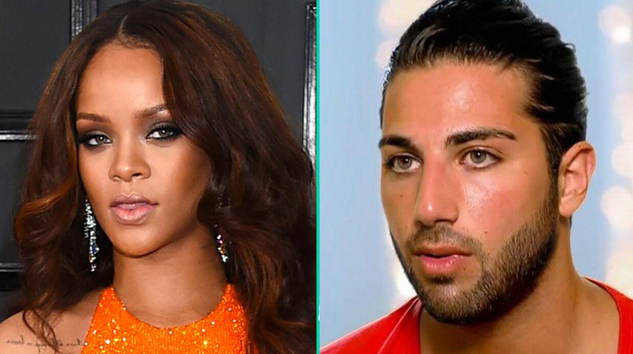 Un candidat des Princes de l'amour 4 raconte avoir eu une aventure avec Rihanna