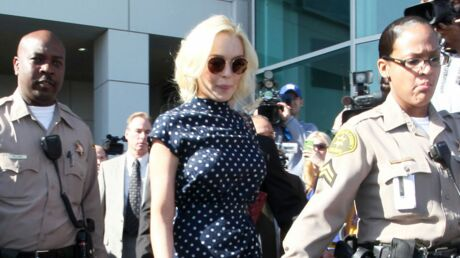 Lindsay Lohan condamnée à trente jours de prison
