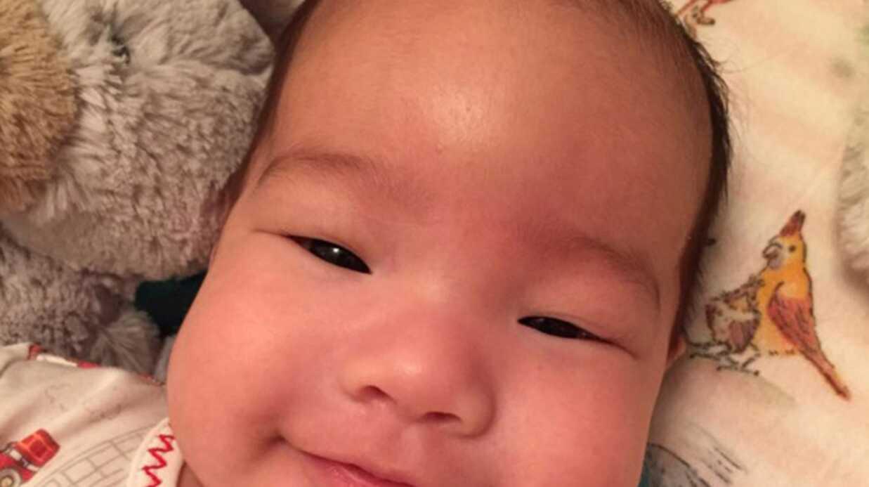 PHOTO Lucy Liu dévoile la première photo de son adorable fils