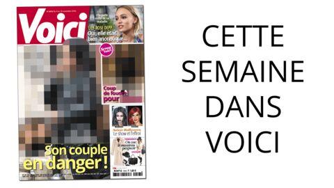Cette semaine dans Voici: cette chanteuse met son couple en danger