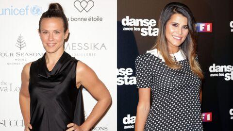 Surprise! Lorie a rendu visite à Karine Ferri pendant ses répétitions pour Danse avec les stars