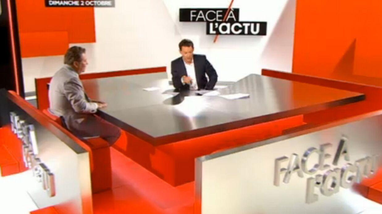 Marc-Olivier Fogiel: la mauvaise nouvelle du lundi matin