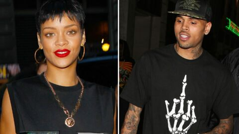 Rihanna et Chris Brown aperçus en train de s'embrasser
