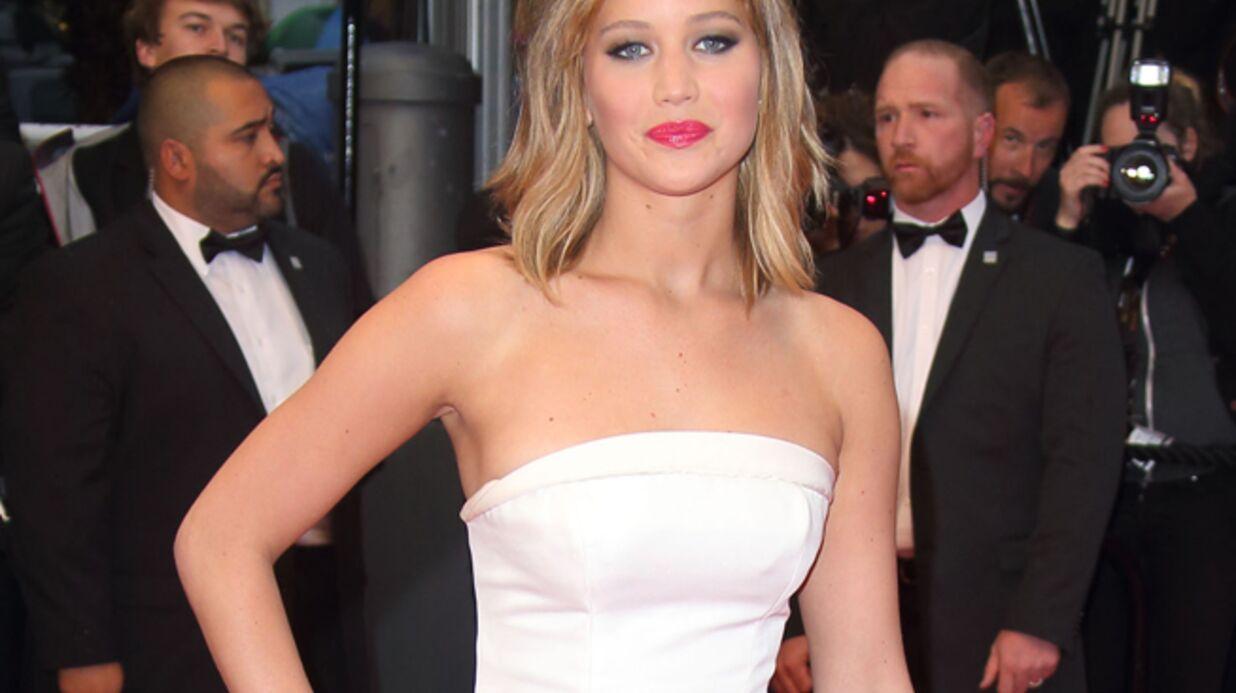 Jennifer Lawrence en a assez qu'on lui dise de perdre du poids