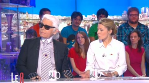 VIDEO Karl Lagerfeld s'attaque (encore) aux « gens trop gros »