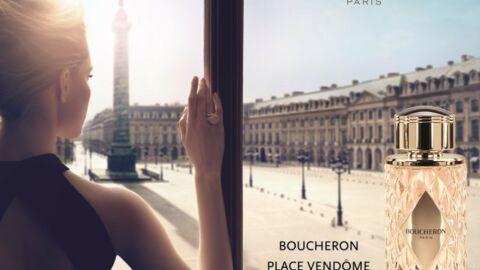 Boucheron célèbre la Place Vendôme