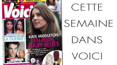 Cette semaine dans Voici: Kate Middleton craque
