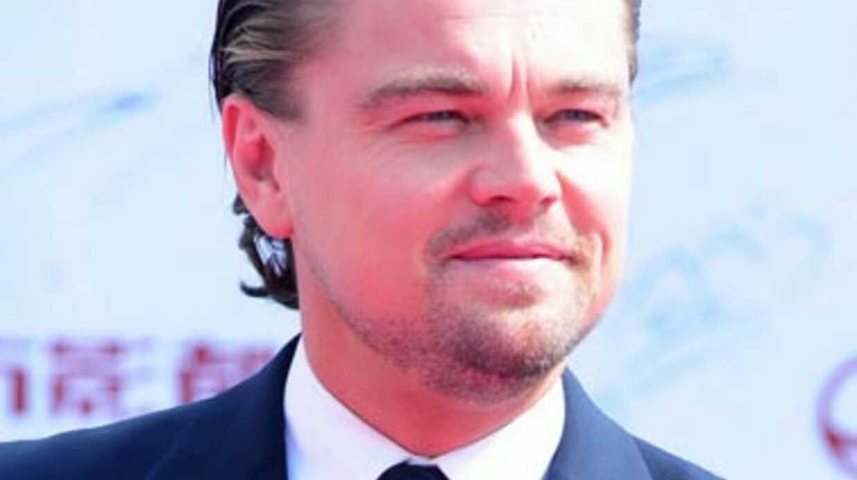 Leonardo DiCaprio encense Jean Dujardin