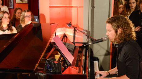 On a testé… Julien Doré en concert privé