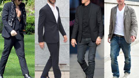 Mode spécial hommes – À chaque âge son style de blaser