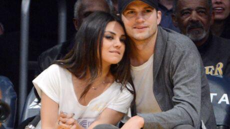On connaît le prénom de la petite fille d'Ashton Kutcher et Mila Kunis