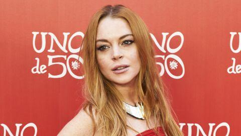 Lindsay Lohan perd la moitié de son doigt dans un accident de bateau