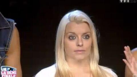 Alexia, première finaliste de Secret Story 7