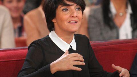 Florence Foresti se livre sur sa relation avec son compagnon