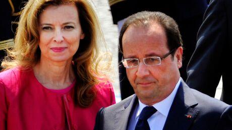 François Hollande «atterré» par le livre de Valérie Trierweiler