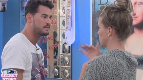 Secret Story 9: Nominé, Rémi est en colère contre Emilie