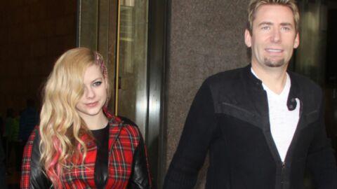 Avril Lavigne et Chad Kroeger, c'est fini!