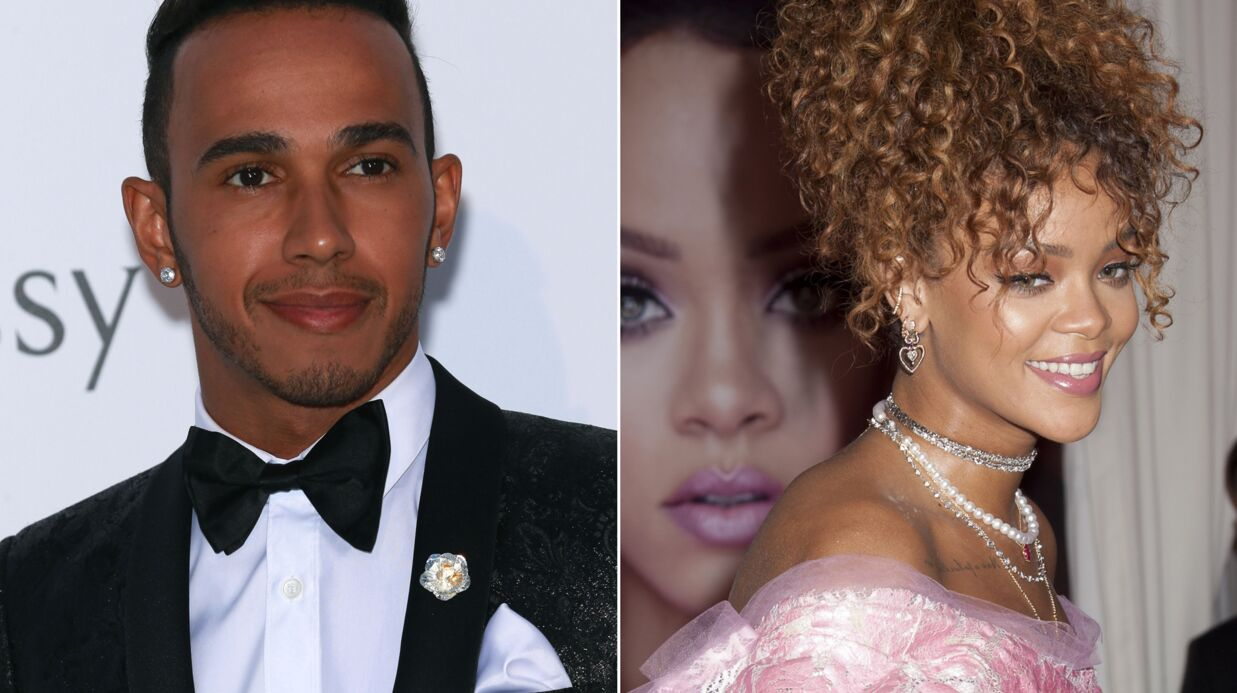 Lewis Hamilton en couple avec Rihanna? Sa réponse…