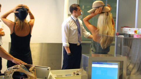 DIAPO Les sœurs Hilton fouillées par les douaniers français