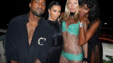 PHOTOS Kate Moss, Kim K et Naomi Campbell réunies à Ibiza pour une grosse fête