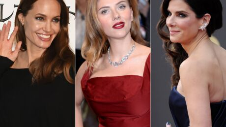 DIAPO Les 10 actrices les mieux payées d'Hollywood en 2013/14