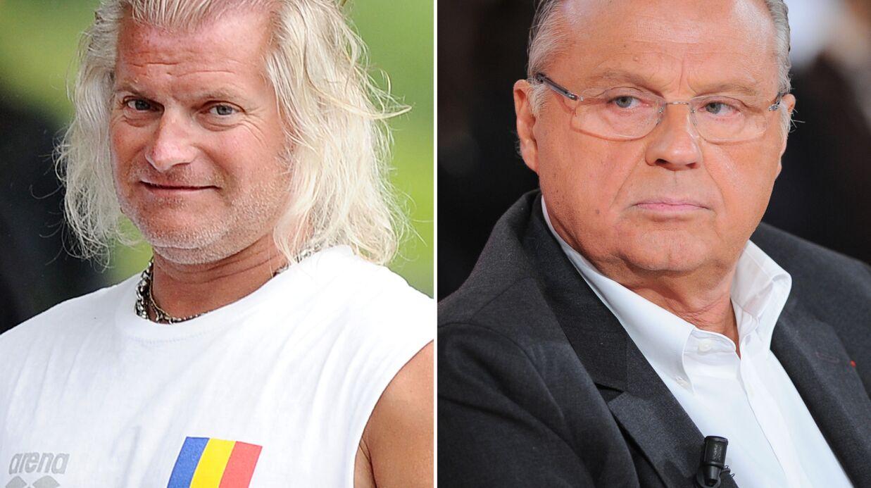 La réponse cinglante de Gérard Louvin à Philippe Lucas sur les «baltringues» à la télé