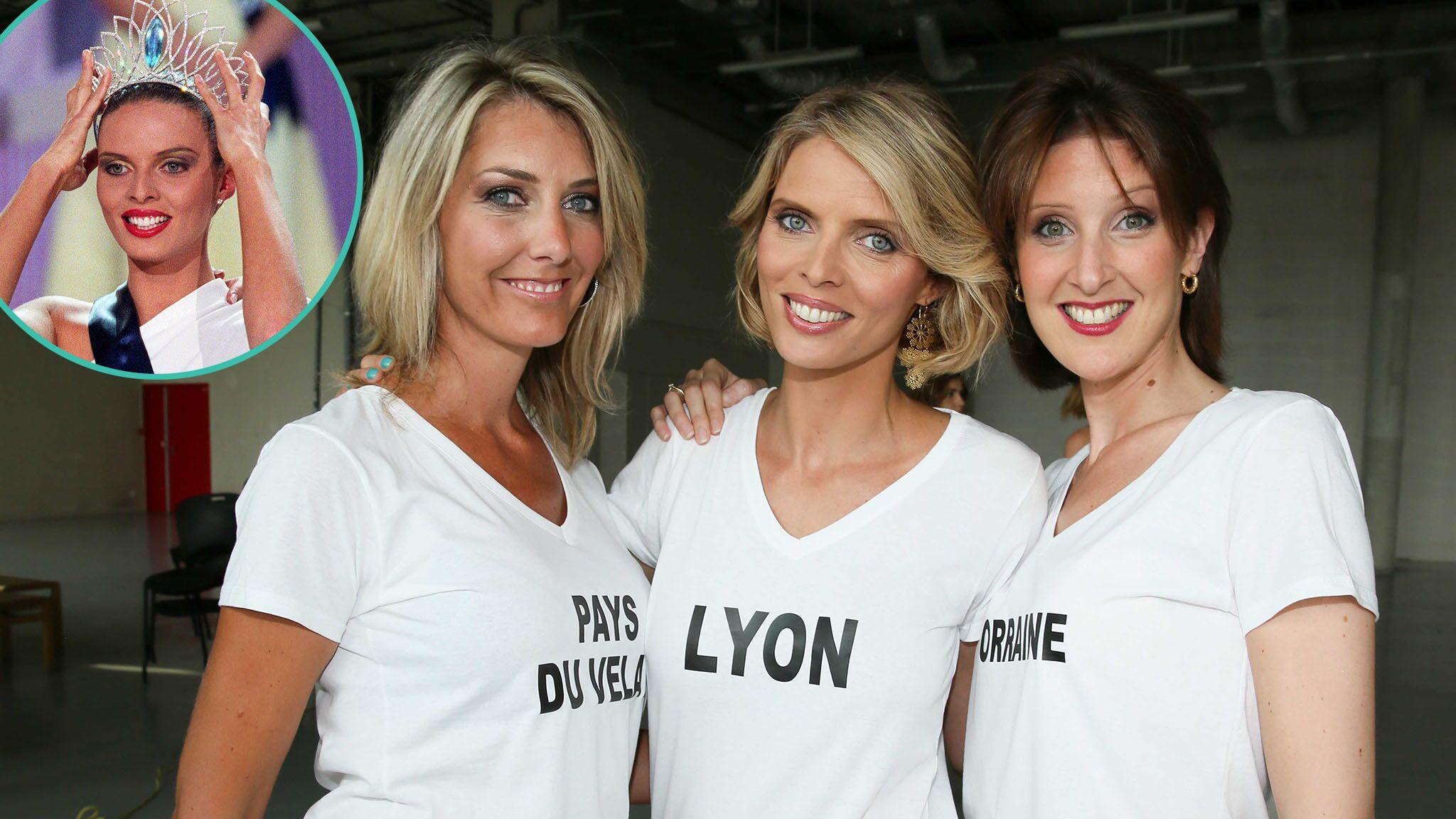 Photos Sylvie Tellier Reunit Les Miss De 2001 Pour Feter Les 15 Ans De Son Sacre A Miss France Voici