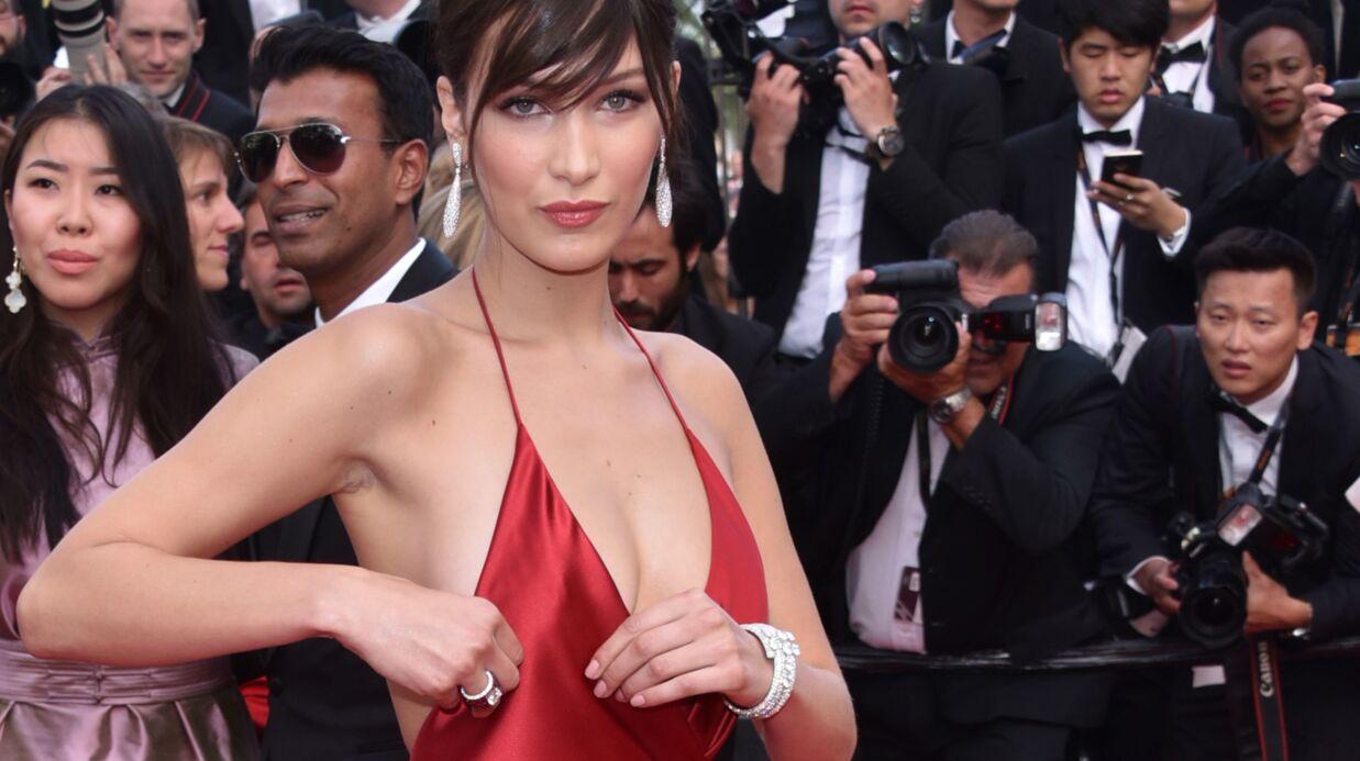PHOTO Bella Hadid topless et sans complexe dans Vogue