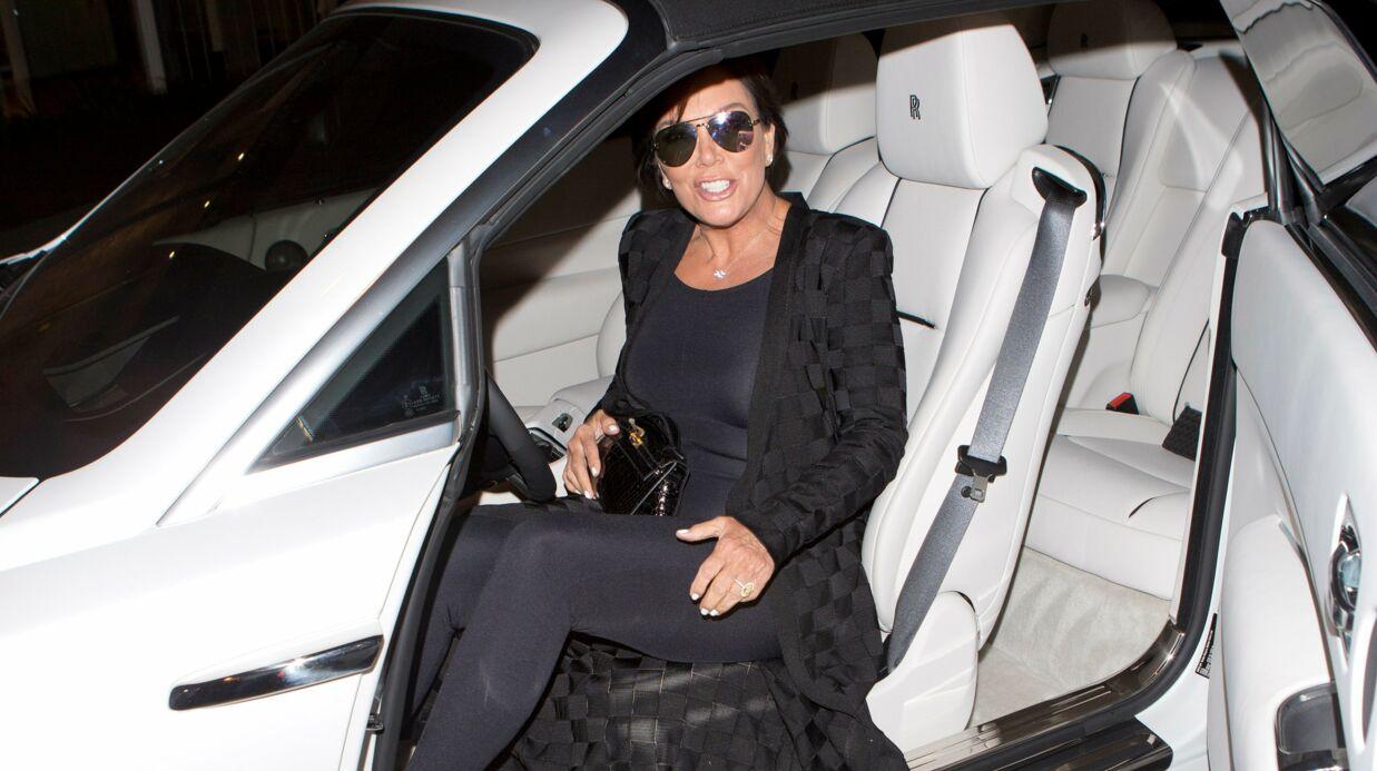 Kris Jenner: sa Rolls-Royce neuve détruite dans un impressionnant accident de la route