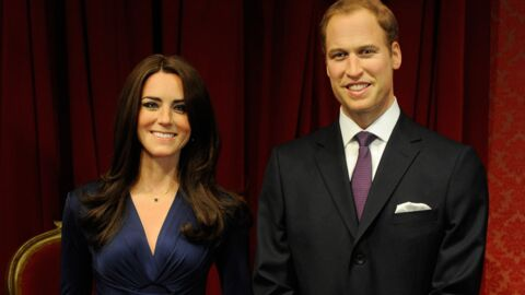 PHOTOS Les statues de cire très réussies de Kate et William