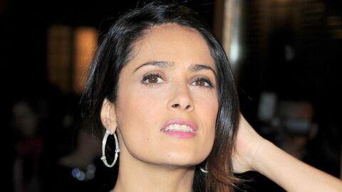 Salma Hayek a souffert d'une grave dépression due à l'acné