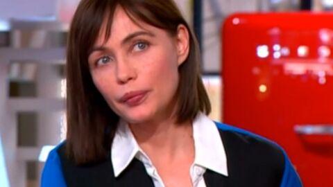 VIDEO Emmanuelle Béart très gênée à l'évocation de son passé dans C à vous