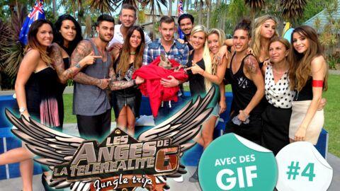Les Anges de la téléréalité 6: la semaine en gif, spécial jungle