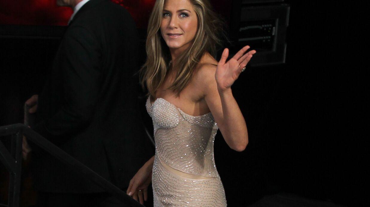 Jennifer Aniston se confie sur son rôle dans Cake
