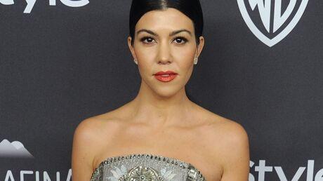 PHOTO Kourtney Kardashian poste une photo très, très sexy de… ses fesses!