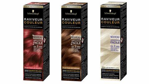 Schwarzkopf lance son Raviveur Couleur pour cheveux colorés