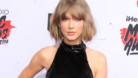PHOTO Imperturbable dans un manège, le garde du corps de Taylor Swift casse l'internet