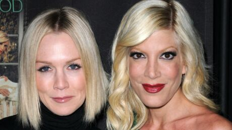 PHOTO Tori Spelling : son message d'anniversaire trop mignon à Jennie Garth