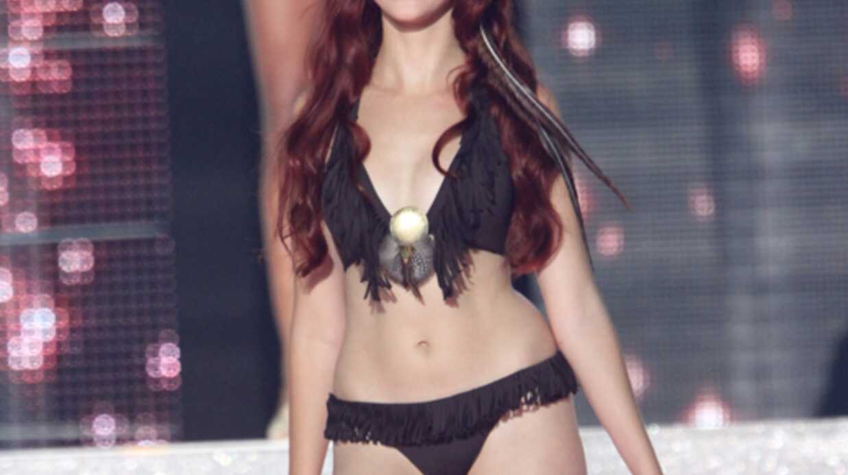 Miss France 2012: des photos hot de la pulpeuse Delphine Wespiser?